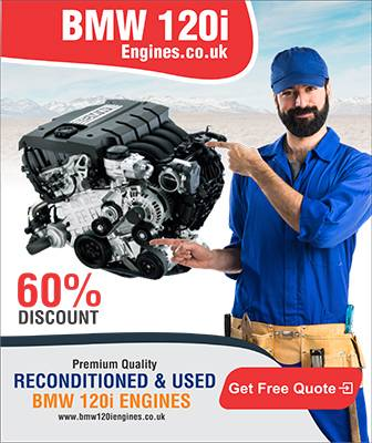 BMW 120i Engine Replacement